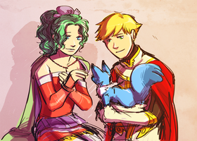 crossovers are glorious things by thanoodles