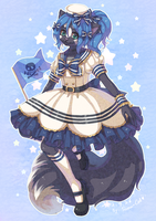 Lolita commission on FA 7 by swdd-cat