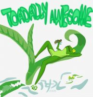 Toadally Awesome by Kutaly