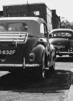 morris minors by SFXmonster