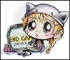 End Game by StarMasayume