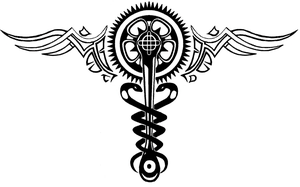 neutral karma caduceus refining with T and D by Linkmaster101