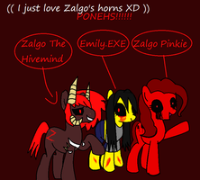 What happens when Randomness strikes your mind. by ask-emily-exe