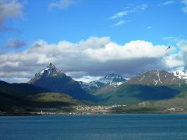 Ushuaia, Argentina by Serendith