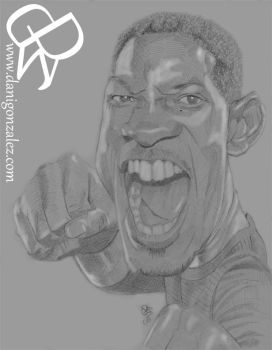 WILL SMITH by DGMilustra
