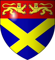 Arms of Esttroian by Antrodemus