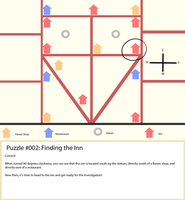 Puzzle #002: Finding the Inn - Answer by selene411