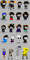 Homestuck according to Laura by OliviaOpheliac