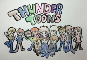 ThunderToons! by Thunderboy0312