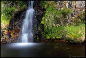 My Waterfall by CapturingTheNight