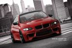 BMW M3 'Autodafe' E92 by wallla