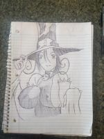 Witch Blair by dastrax64
