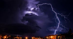 11 July 2013 Lightning by PaigeBurress