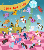 Skype Adventures New Year 2015 by Nstone53