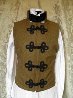 Steampunk-Gipsy waistcoat PCW11-1 by JanuaryGuest