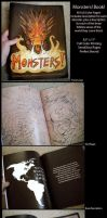 Monsters Book by Flying-Fox