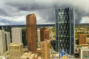 Calgary HDR by KRHPhotography