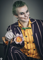 Joker (Arkham Asylum) 8 by ThePuddins