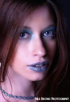 Blue by DalePhotography
