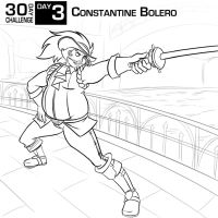 30 Day Character Challenge: Day 3 by a-bad-idea
