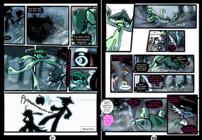Laminton Chapter 2 : Page 21-22 by Carminadelic