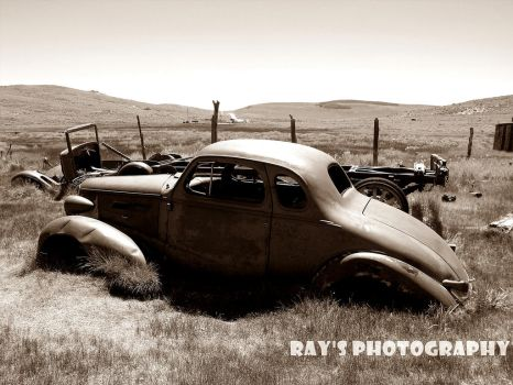 In the old days by RaysPhotography