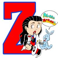 Z is for Zatanna by norrit07