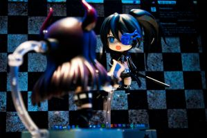 BGS Vs. BRS by KuroDot