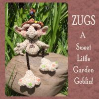 Goblin Elf Gnome Crochet Patt by peggytoes