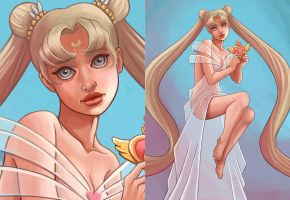 Sailormoon by Sabeths-Reality
