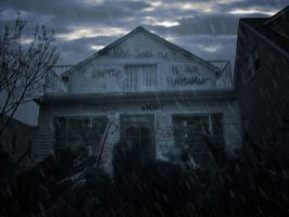 Zombies Attack The Bogdany House by bobbyboggs182