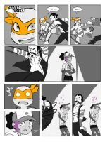 TMNT fan comic: Walks like an Angel part 8 by ActionKiddy