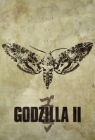 From the Cocoon - Godzilla II Fan Made Poster by edwardjmoran