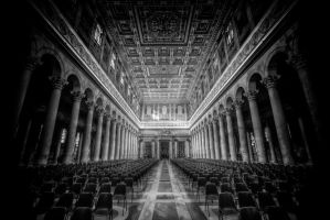 Basilica of St Paul by rahmo