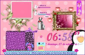 Skins Xwidget by girlstuff15