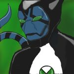 Ben 10 - Xrl8 by dragonfire53511