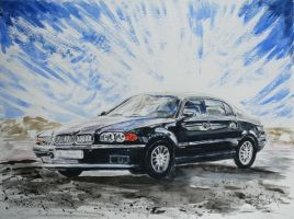 bmw by danuta50