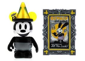 Vinylmation Oswald Poster Set by swarlock64
