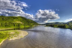 Between NB and QC V-II by PascalsPhotography