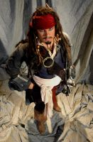 Jack Sparrow-Studio Shot by Opergeist