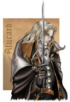Adrian Fahrenheit Tepes by rikmms