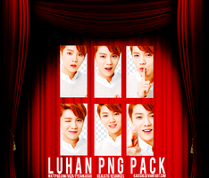 Luhan PNG Pack (Nature Republic) by kaixsoo