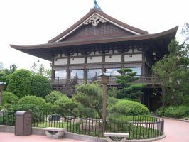 EPCOT Japan 6 by AreteStock