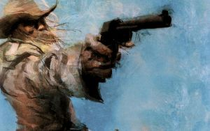 Revolver Ocelot by Ashley Wood by Lootskin