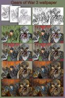 Process for Gears of War Entry by JeffyP