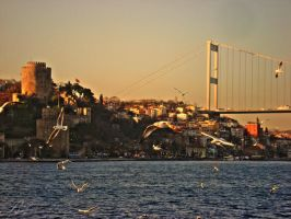 In Istanbul... -10- by CopoDeNieve