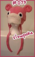 Slowpoke hat by Hazuza