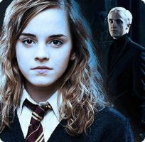 Dramione. by akaforbidden