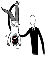 slenderman is not pleased by s0tka