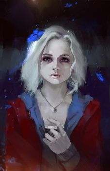 Izombie by PolliPo